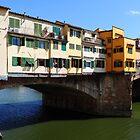 Ponte vecchio, Florence by Javimage