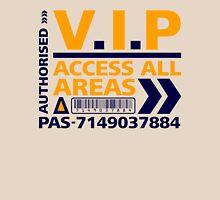 V.I.P Access All Areas Colour T-Shirt Unisex T-Shirt