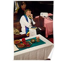 0153  Bishop John Shelby Spong Poster