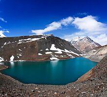Suraj Tal Lake by RajeevKashyap