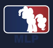 Major League Pony (MLP) - Pinkie Pie Kids Tee