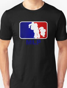 Major League Pony (MLP) - Pinkie Pie Unisex T-Shirt