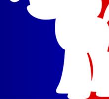 Major League Pony (MLP) - Pinkie Pie Sticker