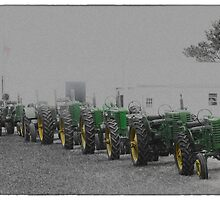 America and John Deere by bsilvermoon
