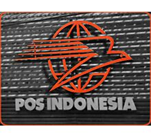Post Office of Indonesia Photographic Print