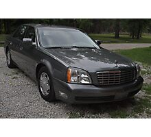 2005 Cadillac Deville Photographic Print