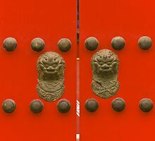 The Forbidden City - Series A - Doors & Windows 5 by © Hany G. Jadaa © Prince John Photography