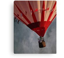 Up Up And Away . . . Canvas Print