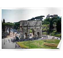 The Arch of Constantine Poster