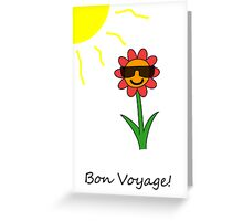 Summer time is here Greeting Card
