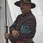 Re-enactor Heckington Show 2011 #8 by cameraimagery2