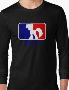 Major League Pony (MLP) - Twilight Sparkle Long Sleeve T-Shirt