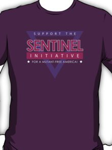 Support the Sentinel Initiative T-Shirt