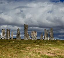 Callanish Standing Stones by Phil Millar