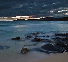 South Harris Sunset by Phil Millar