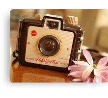 Kodak Brownie Canvas Print