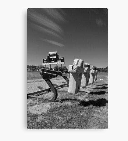 End Of A Legacy Canvas Print