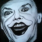 Joker (jack nicholson) by Chris-Hayes