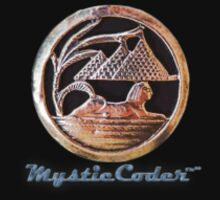 mysticcoder.net Amulet One Piece - Short Sleeve