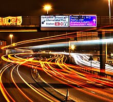 Rush Hour Ring Road by ademcfade