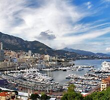 Monaco by Ruth Smith