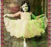 Baby Ballerina by RobynLee