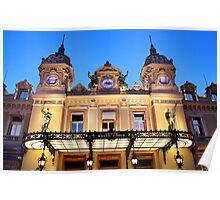 Casino de Monte Carlo Poster