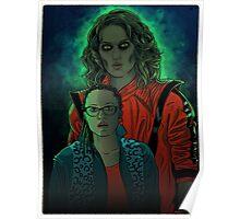 Cophine Thriller Poster