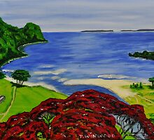 Coastal View 2 by Tricia Winwood