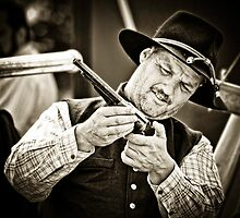 Re-enactor Heckington Show 2011 #15 by cameraimagery2
