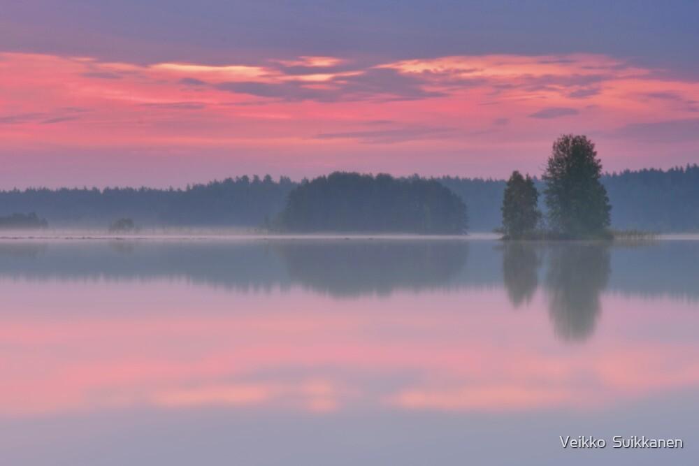 Summer morning at 4.28 by Veikko  Suikkanen