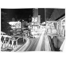 Bangkok: A Night on Sukhumvit - Night in Bangkok Poster