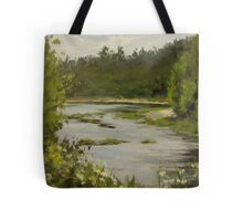 Winery River Tote Bag