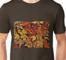 Fiery October Unisex T-Shirt