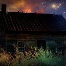 Arcadian Night by Lea  Weikert