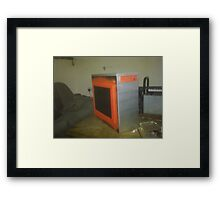 tft pc Framed Print