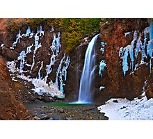 Franklin Falls Photographic Print