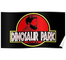 Sanspants Radio - Dinosaur Park Poster