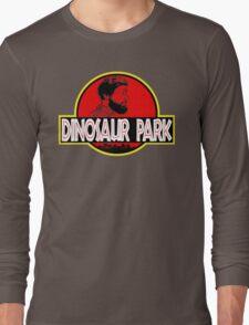 Sanspants Radio - Dinosaur Park Long Sleeve T-Shirt