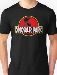 Sanspants Radio - Dinosaur Park Unisex T-Shirt