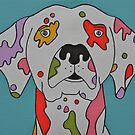 Spotty Dog by Adam Regester