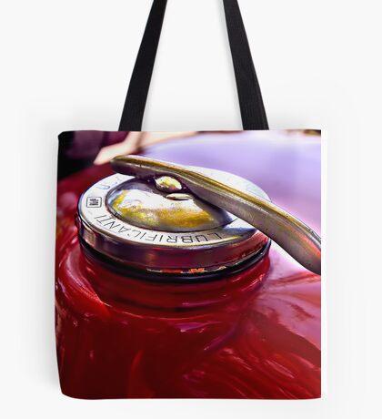 Gas Cap Tote Bag