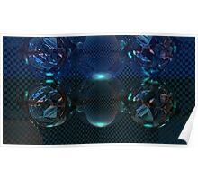 Crystal Blue Flashbang2 Poster