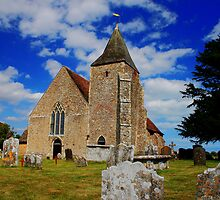 St Clement, Old Romney by Dave Godden