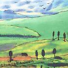 Remembering Tuscany by Richard Murch