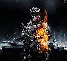 Battlefield 3-Slaughter From Beyond the Grave by The5thHorseman