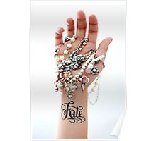 Fate Tattoo & Jewelry Poster