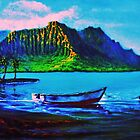 Kaneohe Bay Afternoon finished version by jyruff