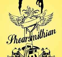 Shearsmithian - for fans of the man that is Reece Shearsmith by Brian Edwards