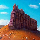 Abiquiu by Brian Commerford